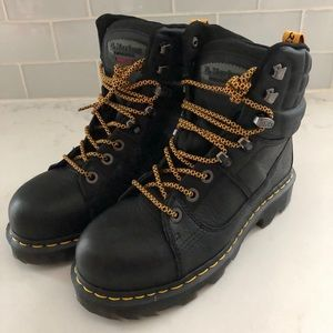 Dr. Martens Camber St Safety Toe Work Boots